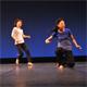 舞台のためのコツをつかむリズム&フローダンス